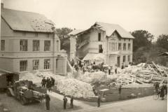 Skolen bombet 1944